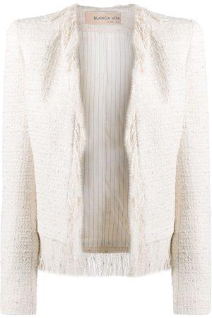 BLANCA Women Blazers - Giordana jacket - Neutrals