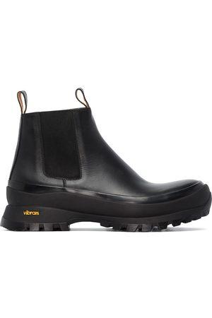 Jil Sander Men Chelsea Boots - Leather Chelsea boots
