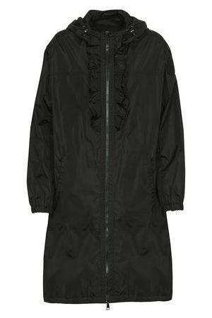 Moncler Sauge long waterproof jacket