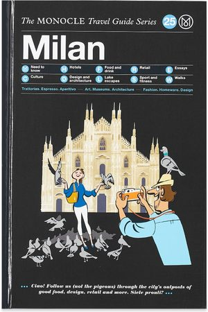 Publications The Monocle Travel Guide: Milan