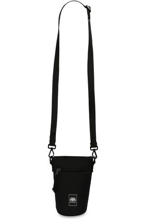 Balenciaga Logo Nylon Crossbody Bottle Holder