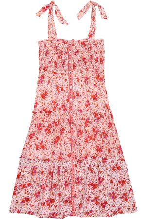 POUPETTE ST BARTH Triny floral cotton dress
