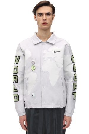 Nike Pigalle Nrg Printed Technical Jacket