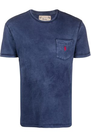 Polo Ralph Lauren Short sleeve patch pocket T-shirt