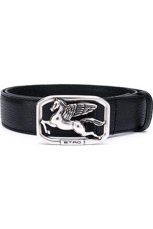 Etro Men Belts - Pegaso belt