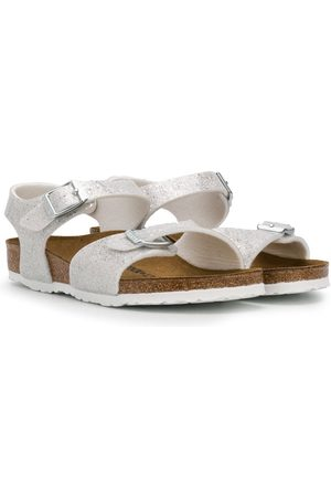 Birkenstock Glitter double strap sandals