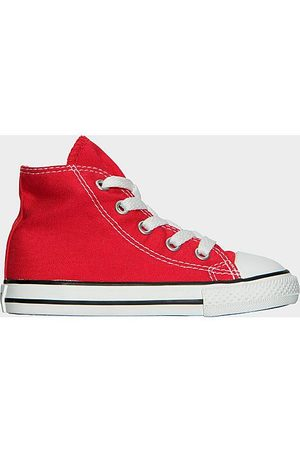 Converse Kids' Toddler Chuck Taylor Hi Casual Shoes in / Size 6.0 Canvas