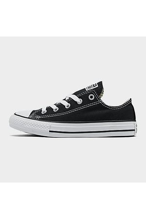 Converse Boys' Little Kids' Chuck Taylor Low Top Casual Shoes in Size 1.0 Canvas