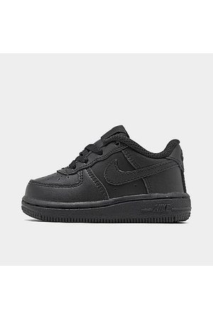 Nike Kids' Toddler Air Force 1 Low Casual Shoes in Size 4.0 Leather