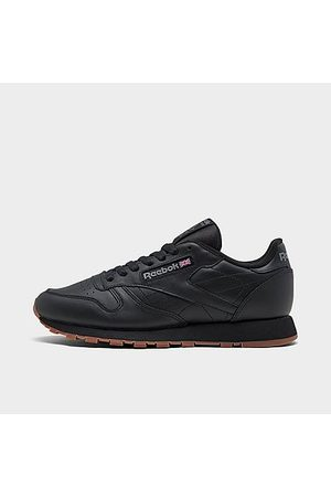 Reebok Men's Classic Leather Gum Casual Shoes in Size 11.0
