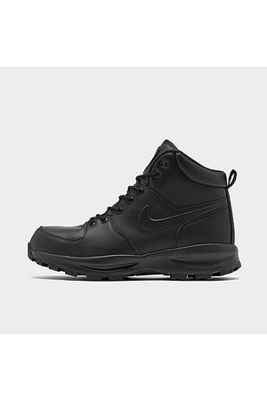 Nike Men's Manoa Leather Boots in Size 8.5