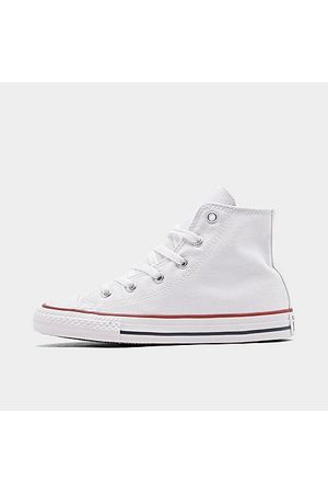 Converse Little Kids' Chuck Taylor High Top Casual Shoes in Size 12.0 Canvas
