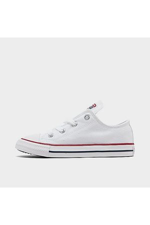 Converse Boys' Toddler Chuck Taylor Low Top Casual Shoes in Size 4.0 Canvas