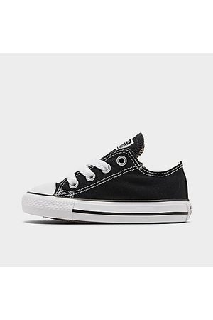 Converse Sneakers - Kids' Toddler Chuck Taylor Low Top Casual Shoes in Size 7.0 Canvas