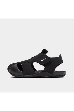Nike Boys' Toddler Sunray Protect 2 Hook-and-Loop Sandals in Size 5.0