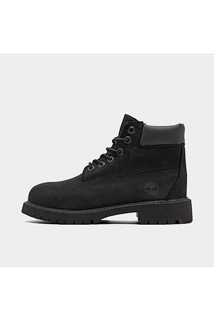 Timberland Big Kids' 6 Inch Classic Boots in Size 7.0 Leather
