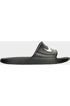 Nike Men Sandals - Men's Kawa Slide Sandals in Size 7.0