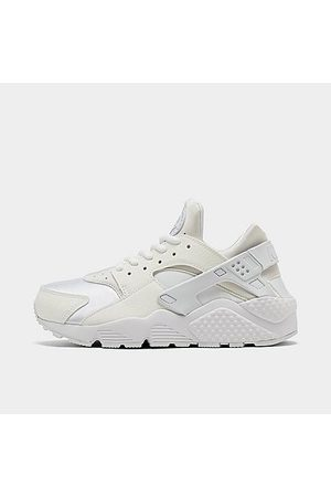 Nike Women's Air Huarache Casual Shoes in Size 7.5 Leather/Spandex/Plastic