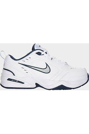 Nike Men Shoes - Men's Air Monarch IV Training Shoes (Wide Width 4E) in Size 9.0 Leather