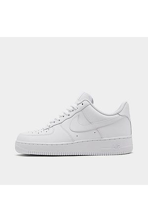 Nike Men's Air Force 1 Low Casual Shoes in Size 9.0 Leather