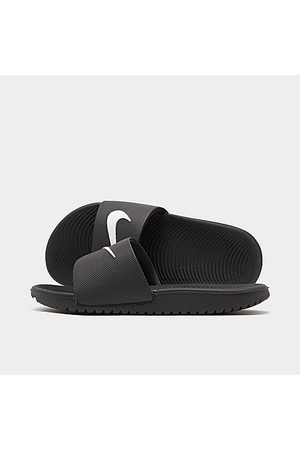 Nike Boys' Big Kids' Kawa Slide Sandals in Size 6.0