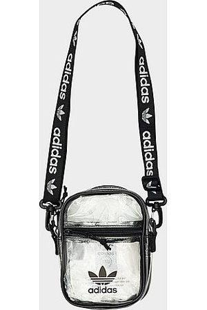adidas Originals Clear Festival Crossbody Bag in Plastic