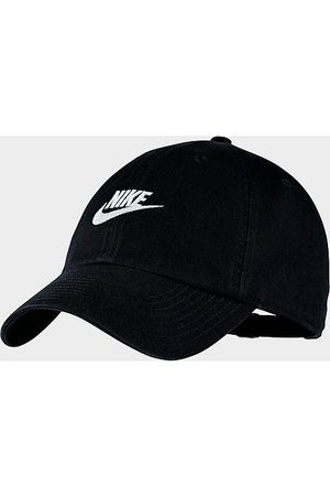 Nike Sportswear H86 Washed Futura Adjustable Back Hat in 100% Cotton/Twill