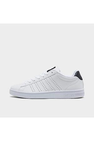K-Swiss Men's Court Casper Casual Shoes in Size 11.5 Leather