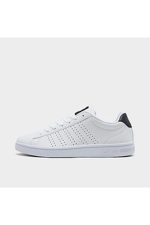 K-Swiss Men's Court Casper Casual Shoes in Size 8.5 Leather