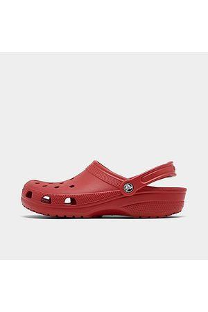 Crocs Clogs - Unisex Classic Clog Shoes in Size 8.0