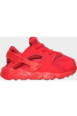 Nike Boys' Toddler Huarache Run Casual Shoes in Size 7.0 Suede