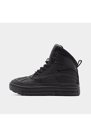 Nike Big Kids' ACG Woodside Boots in Size 5.0 Leather