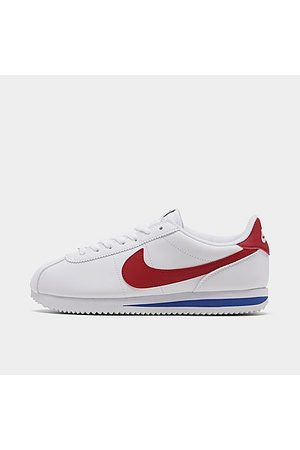 Nike Men's Cortez Basic Leather Casual Shoes in Size 8.0 Leather/Suede