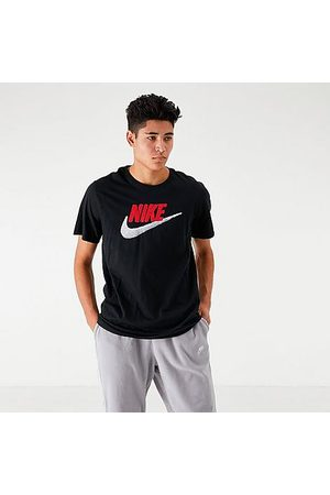 Nike Men T-shirts - Men's Sportswear Brand Mark T-Shirt in / Size Medium Cotton/Jersey