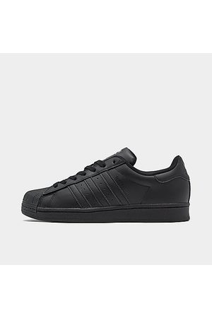 adidas Men Casual Shoes - Men's Originals Superstar Casual Shoes in Size 4.5 Leather
