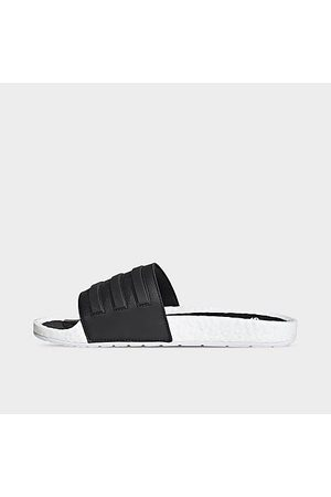 adidas Women Sandals - Women's Originals Adilette Boost Slide Sandals in Size 8.0