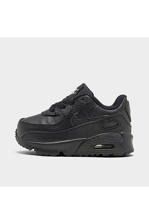 Nike Kids' Toddler Air Max 90 Casual Shoes in Size 4.0 Leather