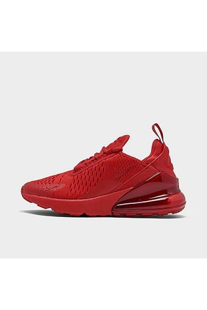 Nike Big Kids' Air Max 270 Casual Shoes in Size 4.0