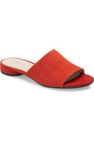 Ecco Women's Flat Ii Slide Sandal
