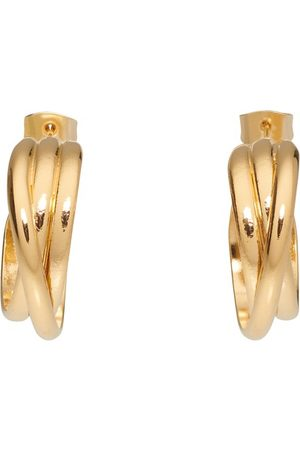 MEDECINE DOUCE Upsilon earrings