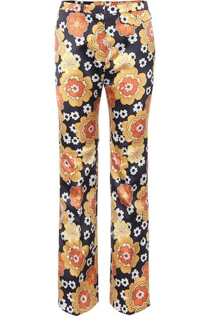 Paco rabanne Exclusive to Mytheresa – Floral straight pants
