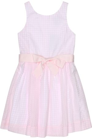 Ralph Lauren Gingham cotton-blend dress