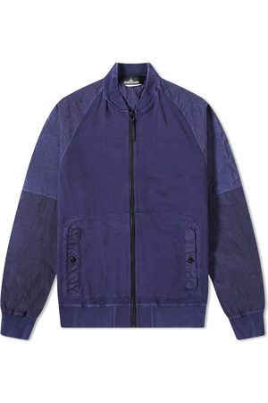 STONE ISLAND SHADOW PROJECT Pique Fleece Bomber Jacket