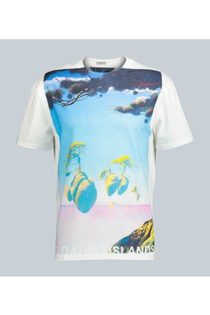 VALENTINO Floating Island printed T-shirt