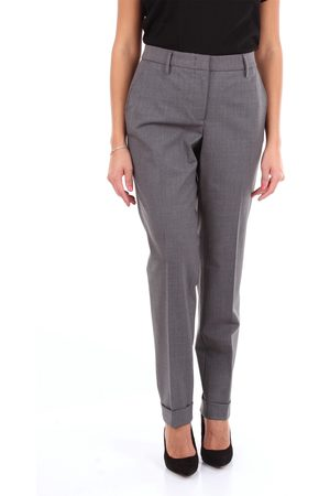 Cappellini Chino Women Grey acetate and cupro