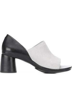 Camper Upright heeled sandals - Grey