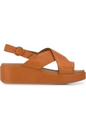 adidas Misia platform sandals