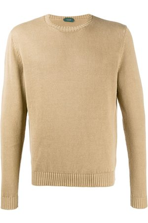 ZANONE Long-sleeve fitted jumper