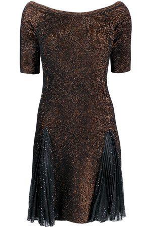 MARCO DE VINCENZO Women Dresses - Boat neck dress