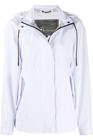 Moose Knuckles Women Sports Jackets - Hooded sports jacket